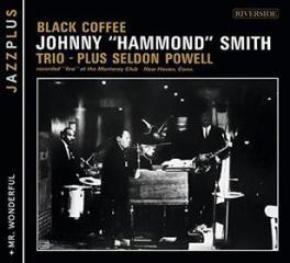 Black coffee + mr. wonderf