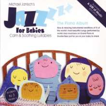 Jazz for babies - the piano album