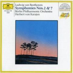 Symphonies nos.2 & 7