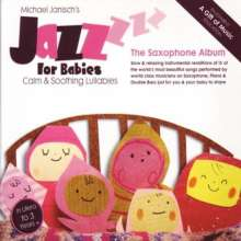 Jazz for babies - the saxophone album