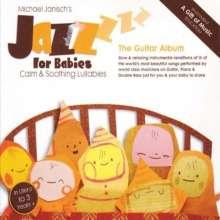 Jazz for babies - the guitar album
