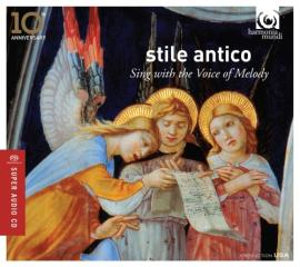 Sing with the voice of melody - 10° anniversario di stile antico