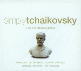 Simply tchaikovsky (4cd)