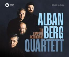 Alban berg quartett: the compl