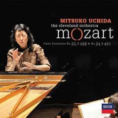 Piano concertos 23 k488 & 24 k491 (concerti per pianoforte n.23, n.24)