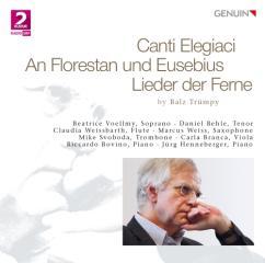 Canti elegiaci, an florestan und eusebiu