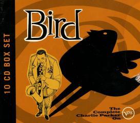 Box-bird:the complete charlie parker on verve