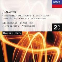 Sinfonietta - taras bulba - mladi - suite - lachian dances - capriccio - concertino