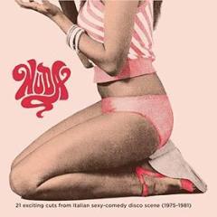 Nuda 21 italian comedy disco scene 1975 (Vinile)