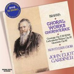 Choral works (opere corali9