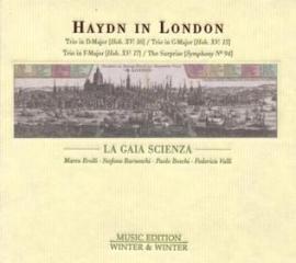 Haydn in london