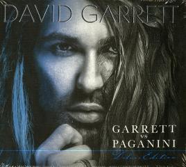 Garrett vs paganini deluxe