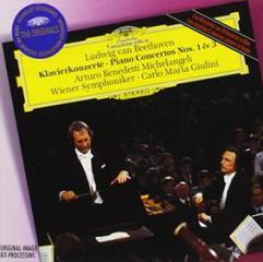 Piano concertos nos. 1 & 3. concerti per pianoforte n.1, n.3