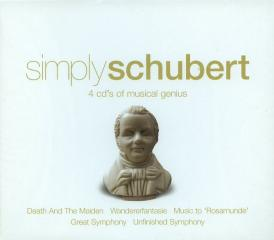 Simply schubert (4cd)