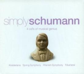 Simply schumann (4cd)