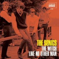 The witch/like no other man - red editio (Vinile)