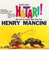 Hatari! - music from the paramount motion picture score ( 200 gram vinyl record) (Vinile)