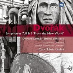 Symphonies 7-9 etc.