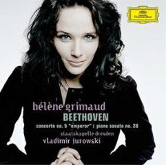 Piano concerto n.5/piano sonata n.2