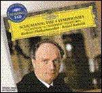 Die 4 symphonien,overturen (sinfonie nr 1-4 - manfred - genoveva)