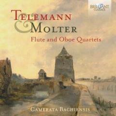Flute and oboe quartets - sonate e concerti a quattro