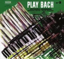 Plays bach vol. ii