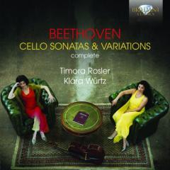 Sonate per violoncello (integrale)