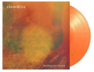 Holding our breath (12'' ep 180 gr. vinyl flaming limited edt.) (Vinile)