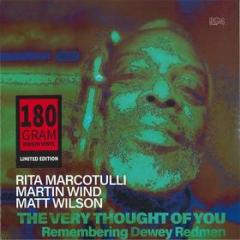 The very thought of you (rem. dewey redm (Vinile)