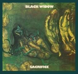 Sacrifice- 180gr gatefold outer cover (Vinile)