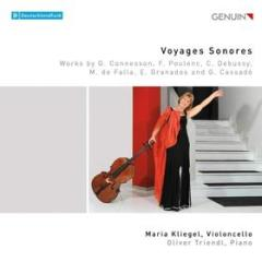 Voyages sonores (brani per violoncello e