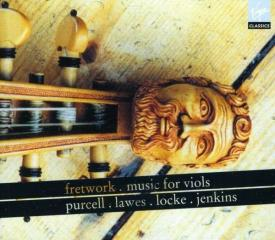 Music for viols: purcell / lawes / locke / jenkins