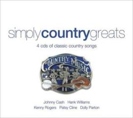 Simply country greats