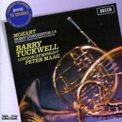 Horn concertos (concerti per corno n.1, n.2, n.3, n.4)
