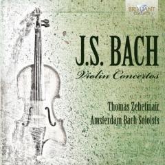 Concerti per violino bwv 1042, 1041, 105