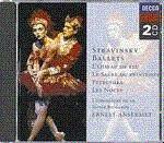 Ballets (petrouchka - la sagra della primavera - les noces - l'uccello di fuoco )