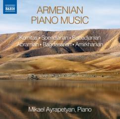 Armenian piano music