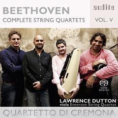 Quartetti per archi (integrale), vol.5: