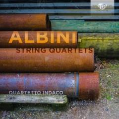 Quartetti per archi (nn.1-9)