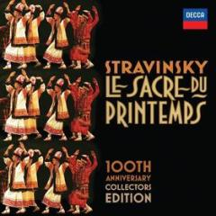 Le sacre du preimtemps (100th ann.coll.ed.box 20cd)