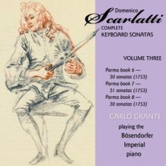 Sonate per pianoforte (integrale), vol.3