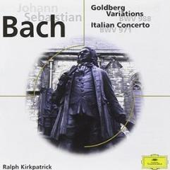 Goldberg variations-italian concert (variazioni goldberg - concerto italiano - fantasie)