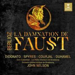 Berlioz la damnation de faust (2cd+dvd)