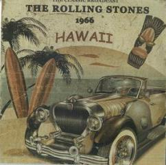 Hawaii the classic broadcast 1966 (clear vinyl) (Vinile)
