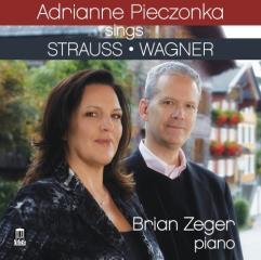 Lieder - adrianne pieczonka sings strauss & wagner