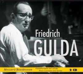 Gulda plays mozart & beethoven - klavierkonzerte und sonaten