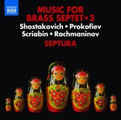 Brass septet music, vol.3 - musica per s