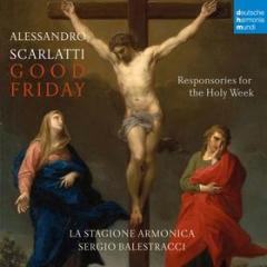 Alessandro scarlatti: easter responsori