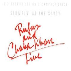 Stompin' at the savoy: live