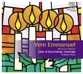 ''veni emmanuel'' - musica per l'avvento (
